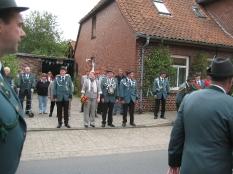Schützenfest gesammelt